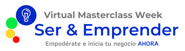 Ser y Emprender Virtual Masterclass